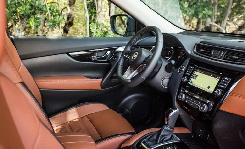 Фотография экоавто Nissan Rogue Hybrid - фото 25