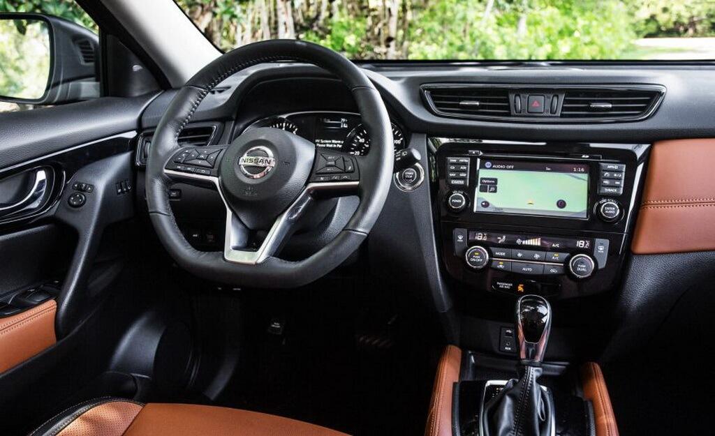Фотография экоавто Nissan Rogue Hybrid - фото 28