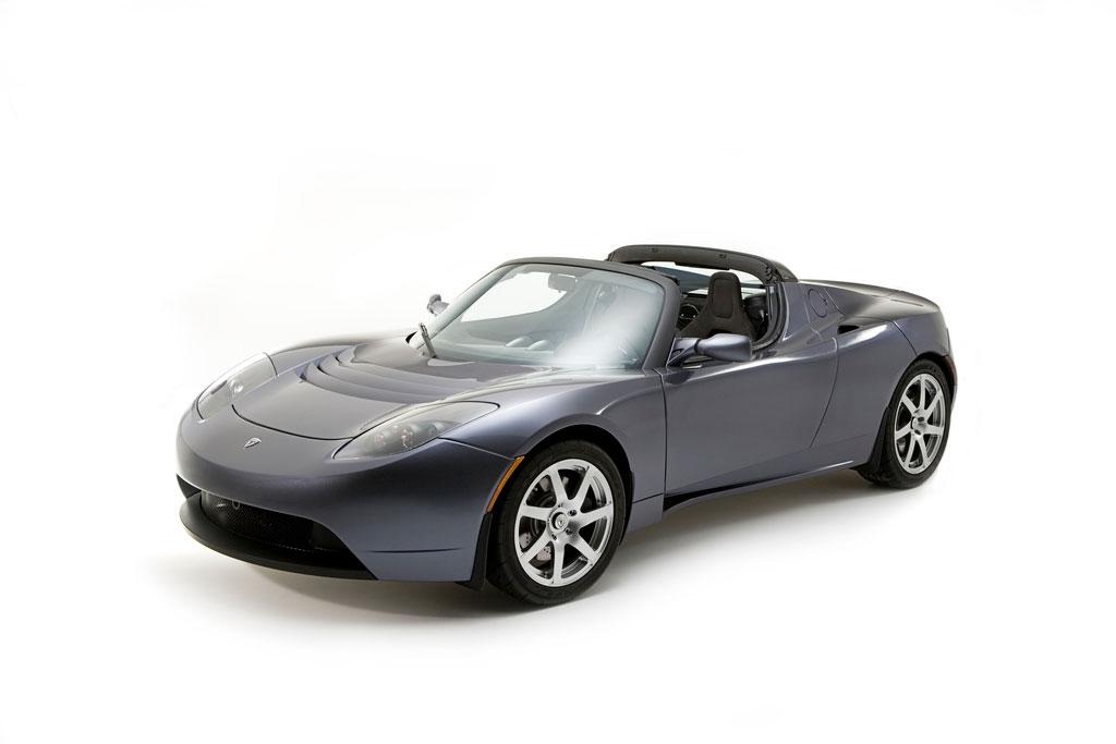 Фотография экоавто Tesla Roadster 2.5 2012