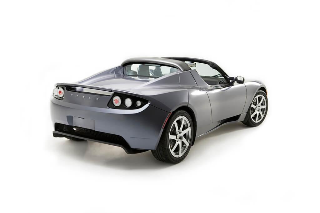 Фотография экоавто Tesla Roadster 2.5 2012 - фото 2