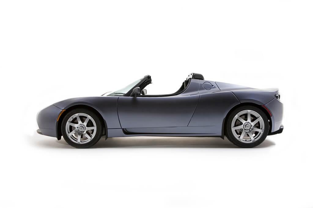 Фотография экоавто Tesla Roadster 2.5 2012 - фото 3