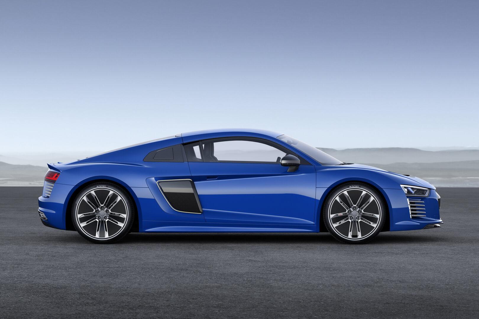 Фотография экоавто Audi R8 e-tron - фото 15