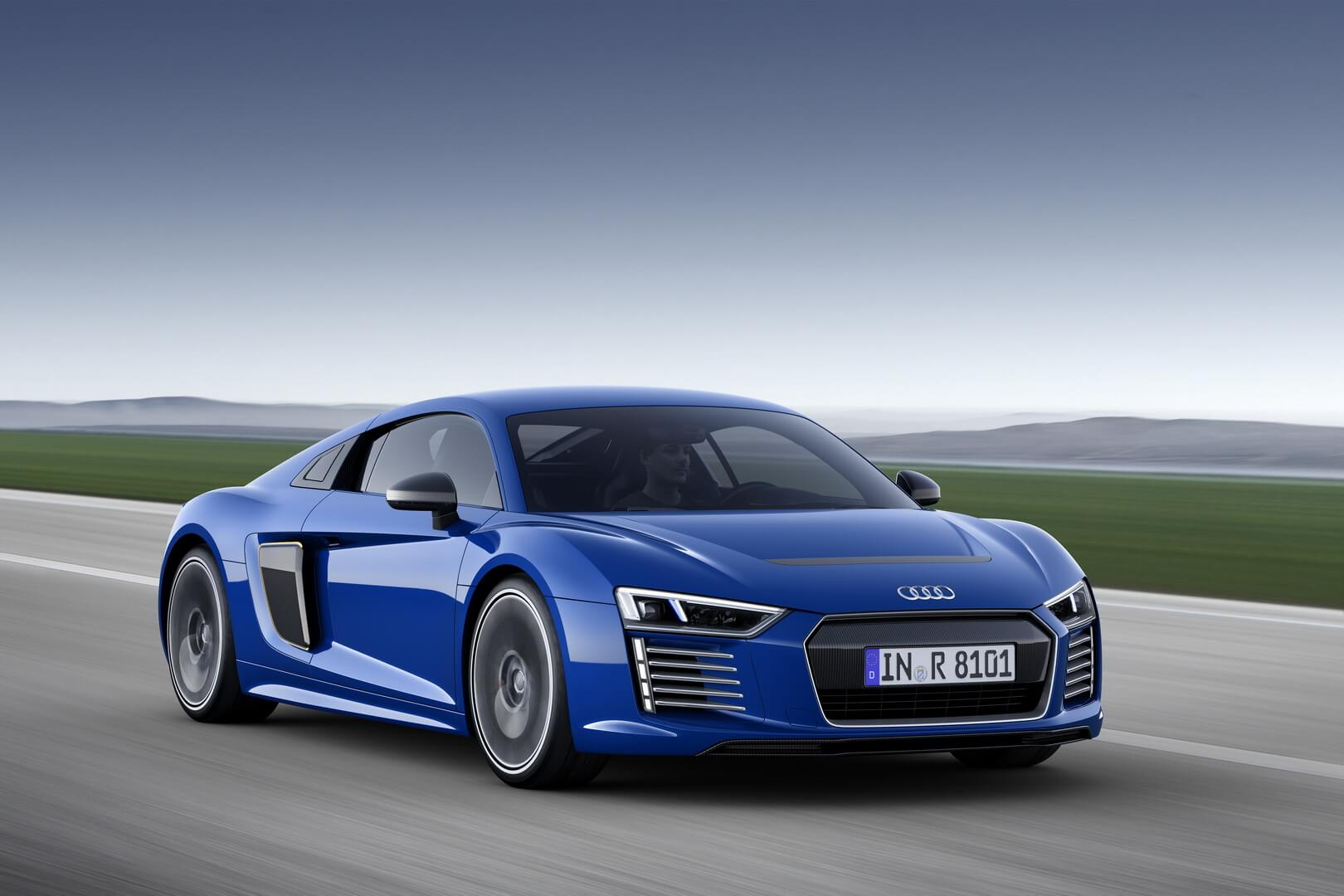 Фотография экоавто Audi R8 e-tron - фото 19