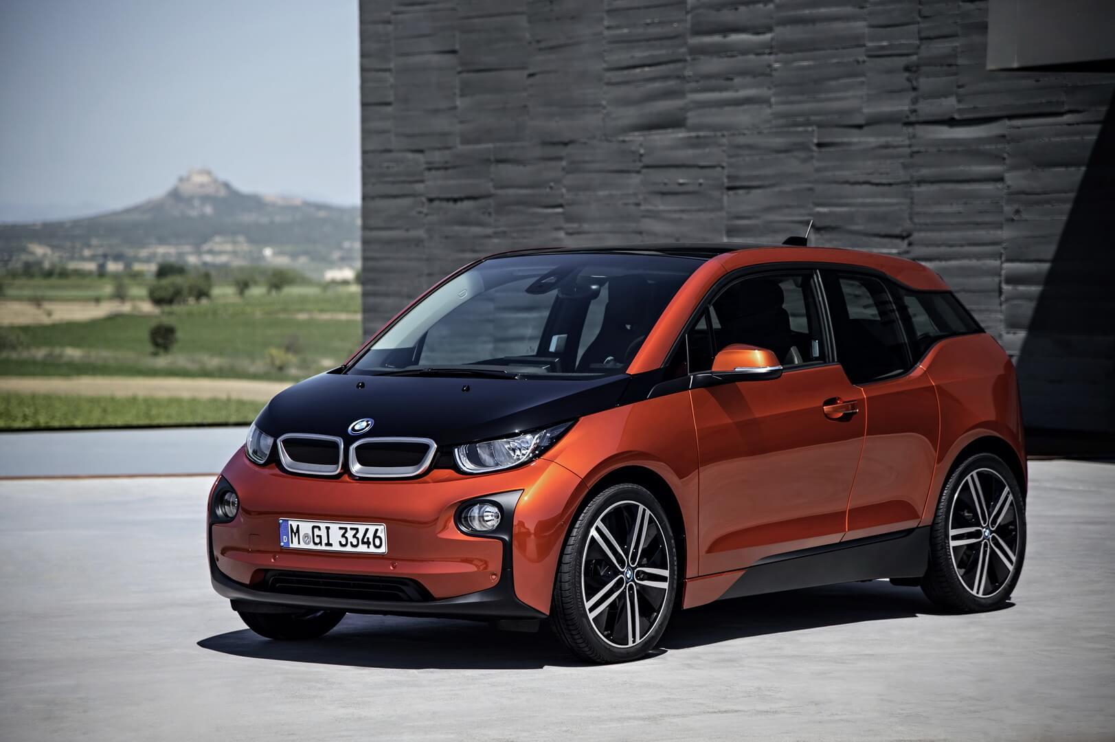 Фотография экоавто BMW i3 (22 кВт•ч) - фото 50