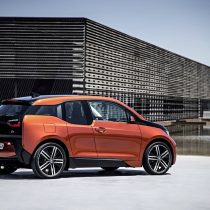 Фотография экоавто BMW i3 (22 кВт•ч) - фото 13
