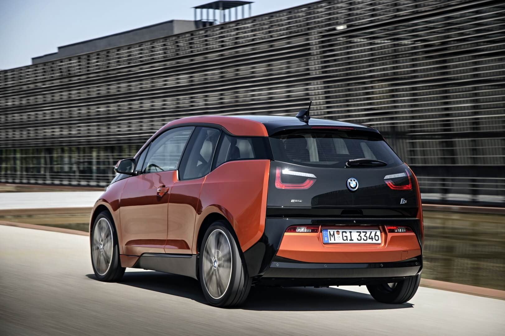Фотография экоавто BMW i3 (22 кВт•ч) - фото 48