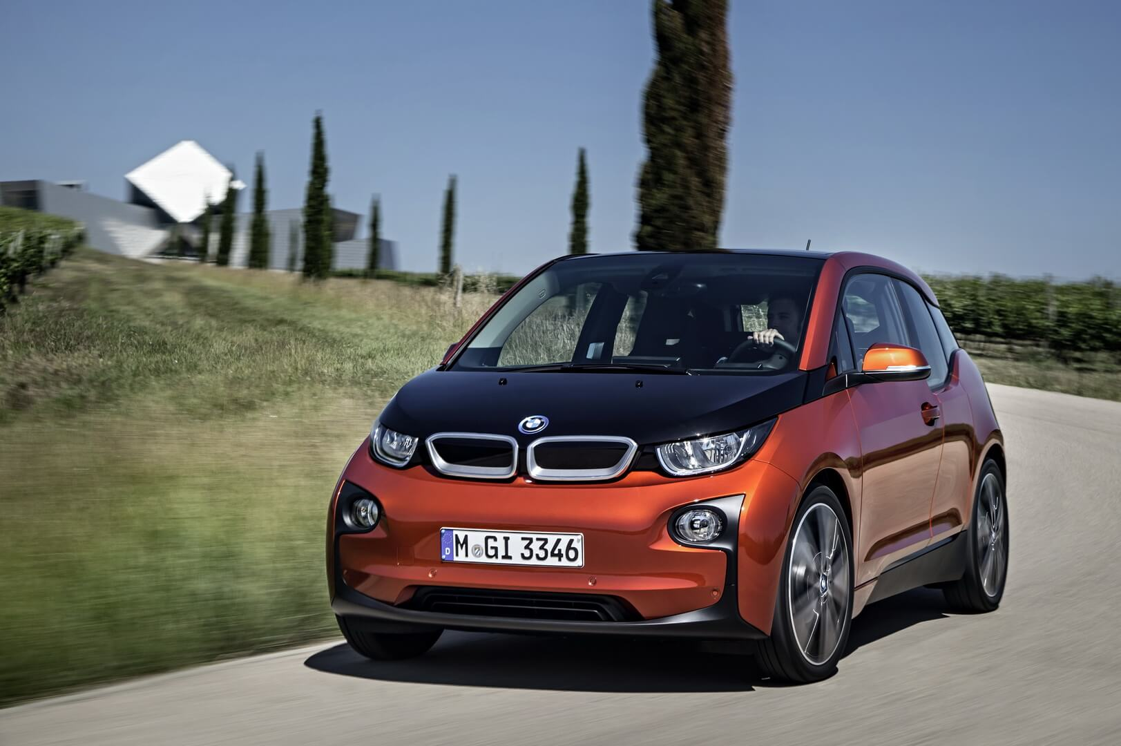 Фотография экоавто BMW i3 (22 кВт•ч) - фото 34