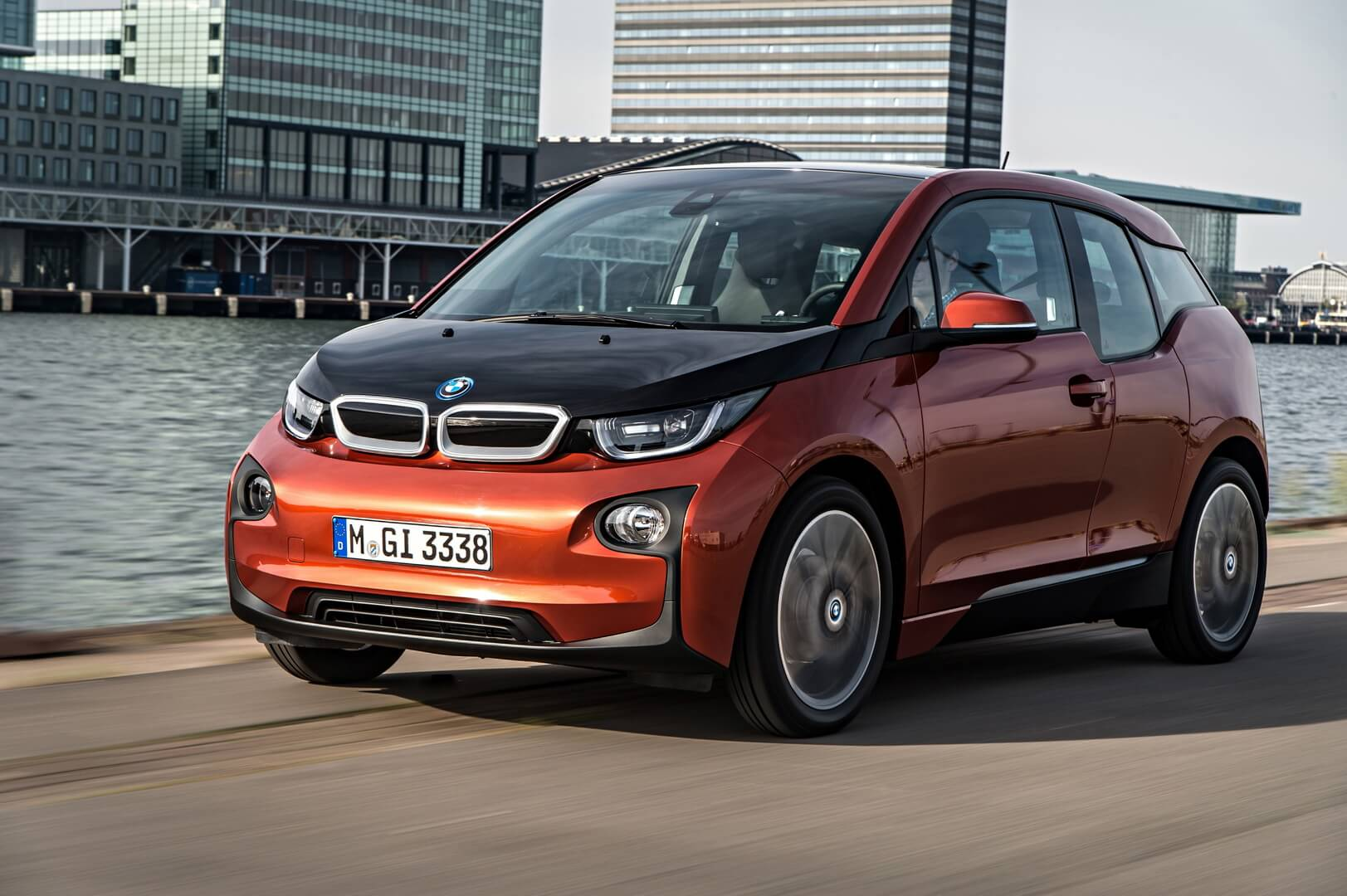 Фотография экоавто BMW i3 (22 кВт•ч) - фото 25