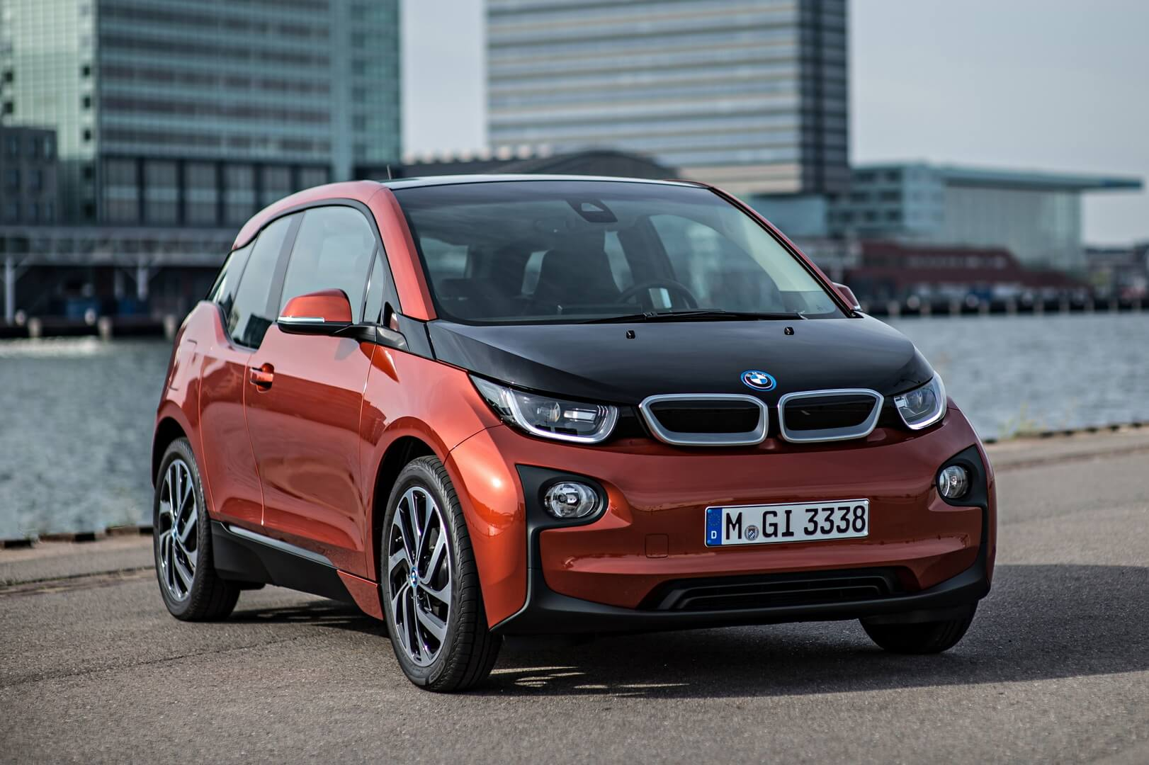 Фотография экоавто BMW i3 (22 кВт•ч) - фото 20