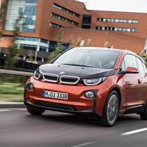 Фотография экоавто BMW i3 (22 кВт•ч) - фото 6