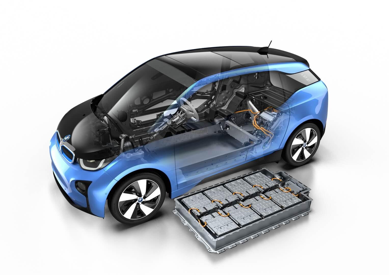 Фотография экоавто BMW i3 (33 кВт•ч) - фото 8