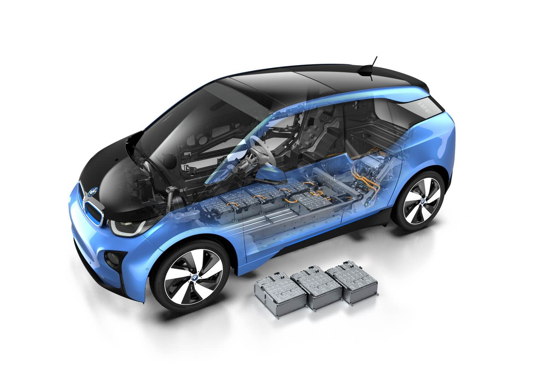 Фотография экоавто BMW i3 (33 кВт•ч) - фото 9