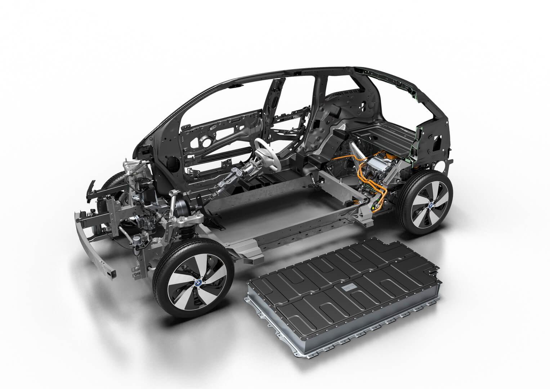 Фотография экоавто BMW i3 (33 кВт•ч) - фото 13