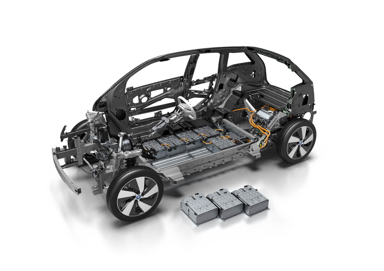 Фотография экоавто BMW i3 (33 кВт•ч) - фото 14