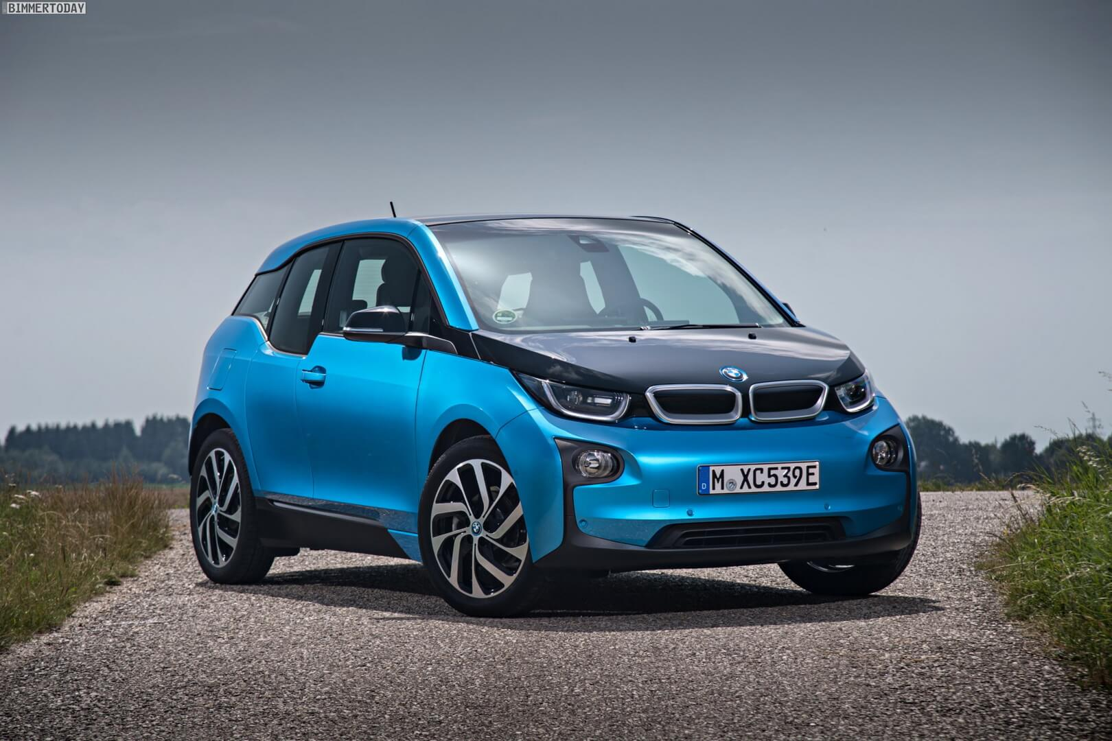 Фотография экоавто BMW i3 (33 кВт•ч) - фото 16
