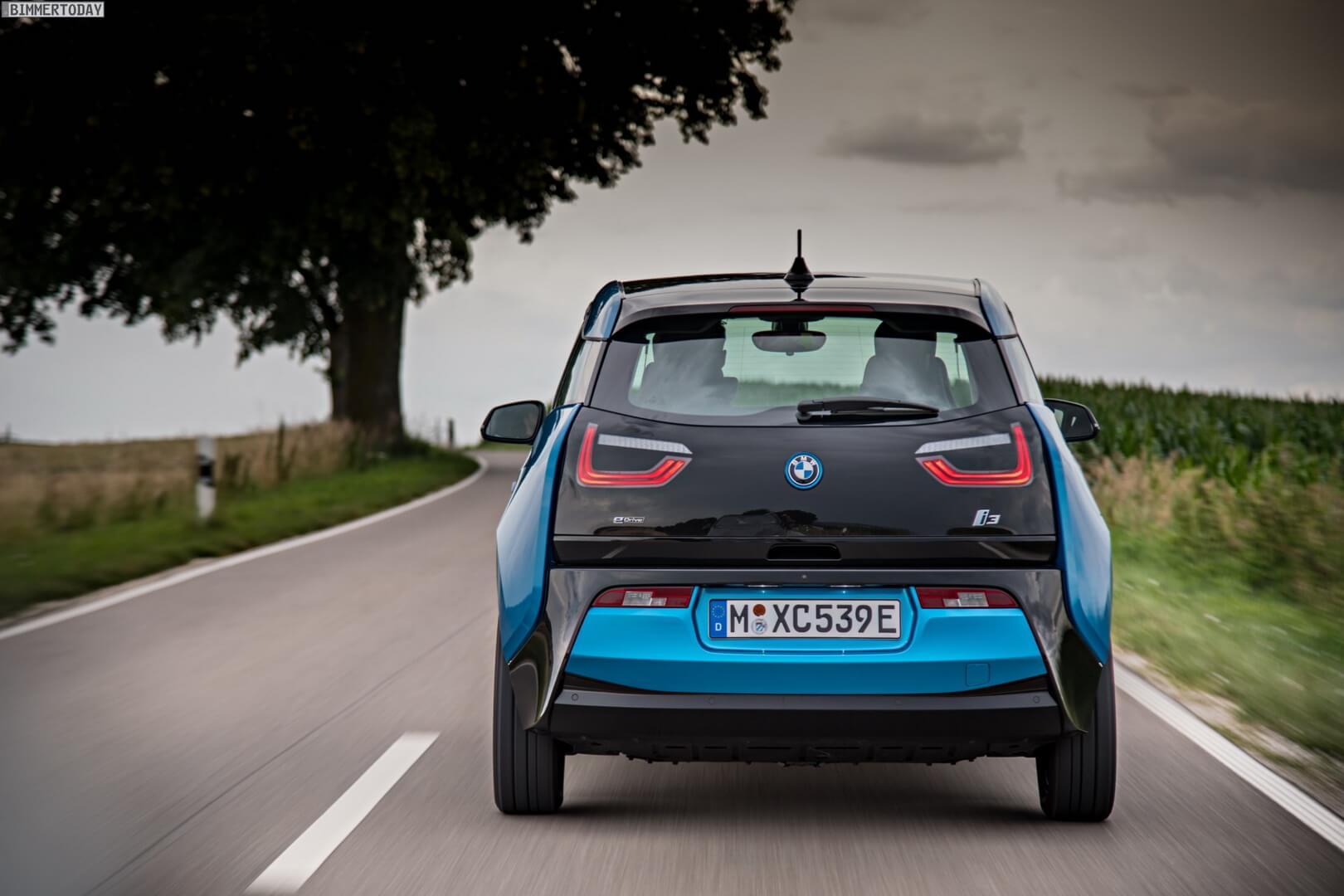 Фотография экоавто BMW i3 (33 кВт•ч) - фото 20