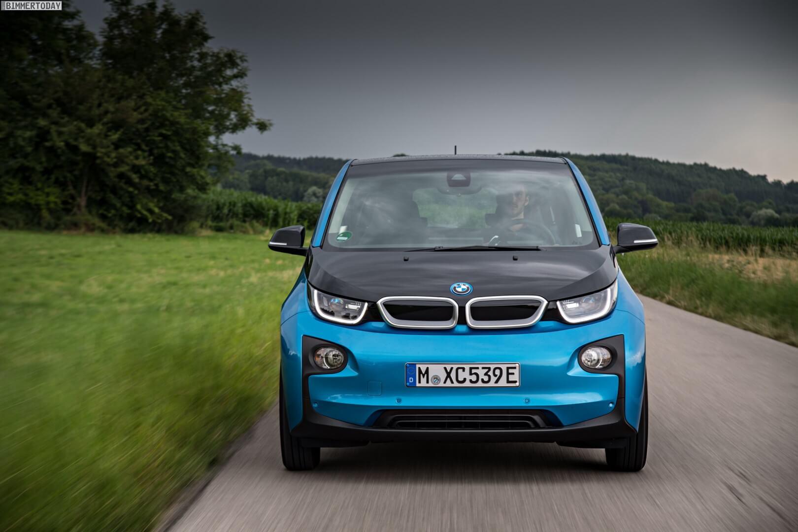 Фотография экоавто BMW i3 (33 кВт•ч) - фото 24