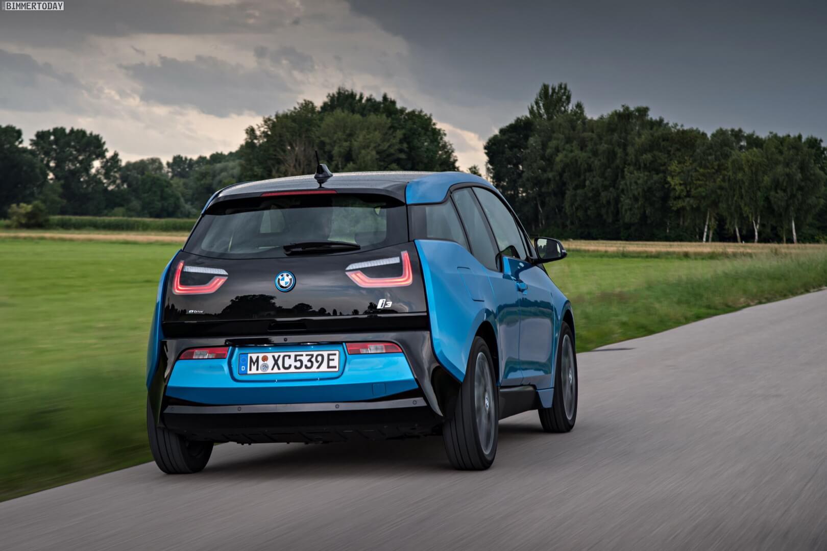 Фотография экоавто BMW i3 (33 кВт•ч) - фото 26
