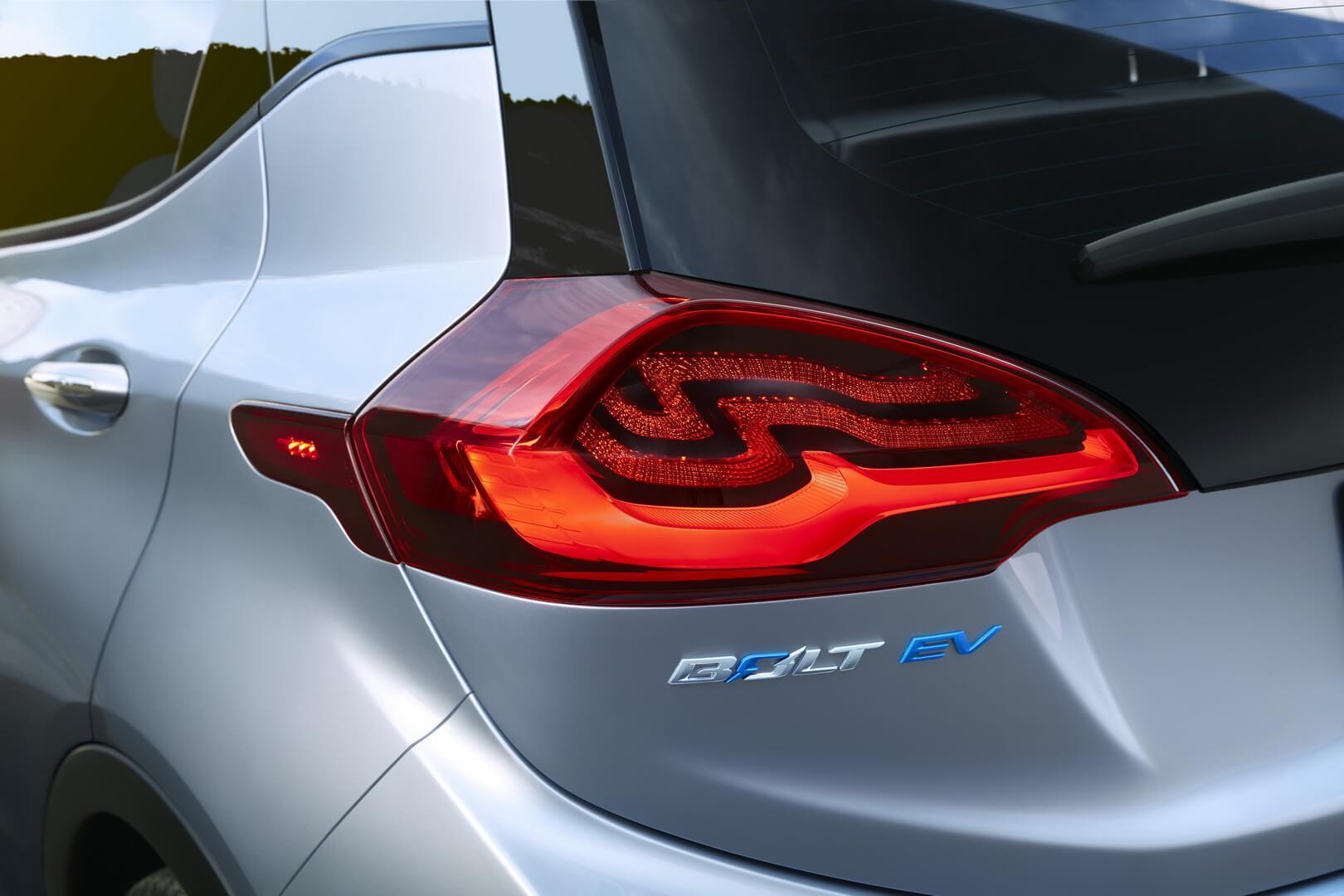Фотография экоавто Chevrolet Bolt EV - фото 3