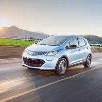 Фотография экоавто Chevrolet Bolt EV - фото 6