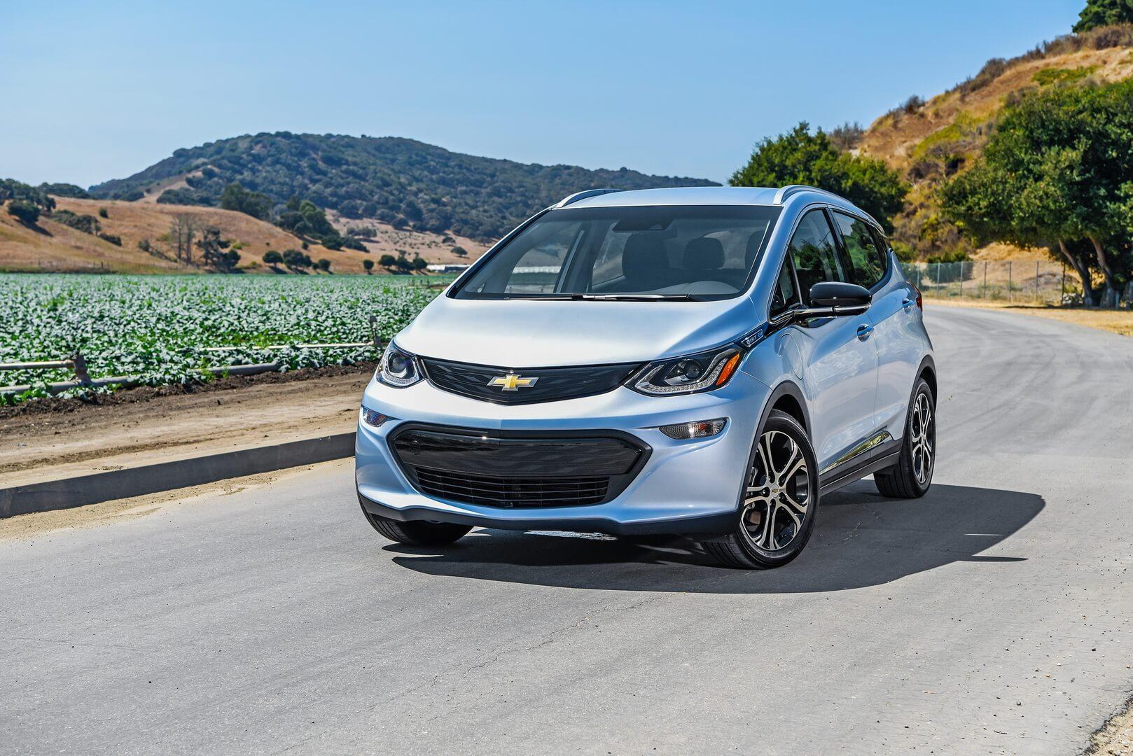 Фотография экоавто Chevrolet Bolt EV - фото 9