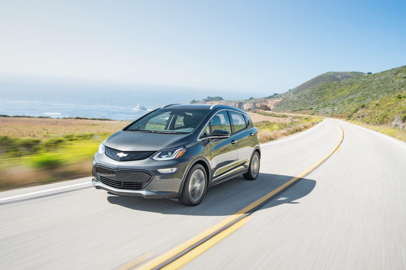 Фотография экоавто Chevrolet Bolt EV - фото 20