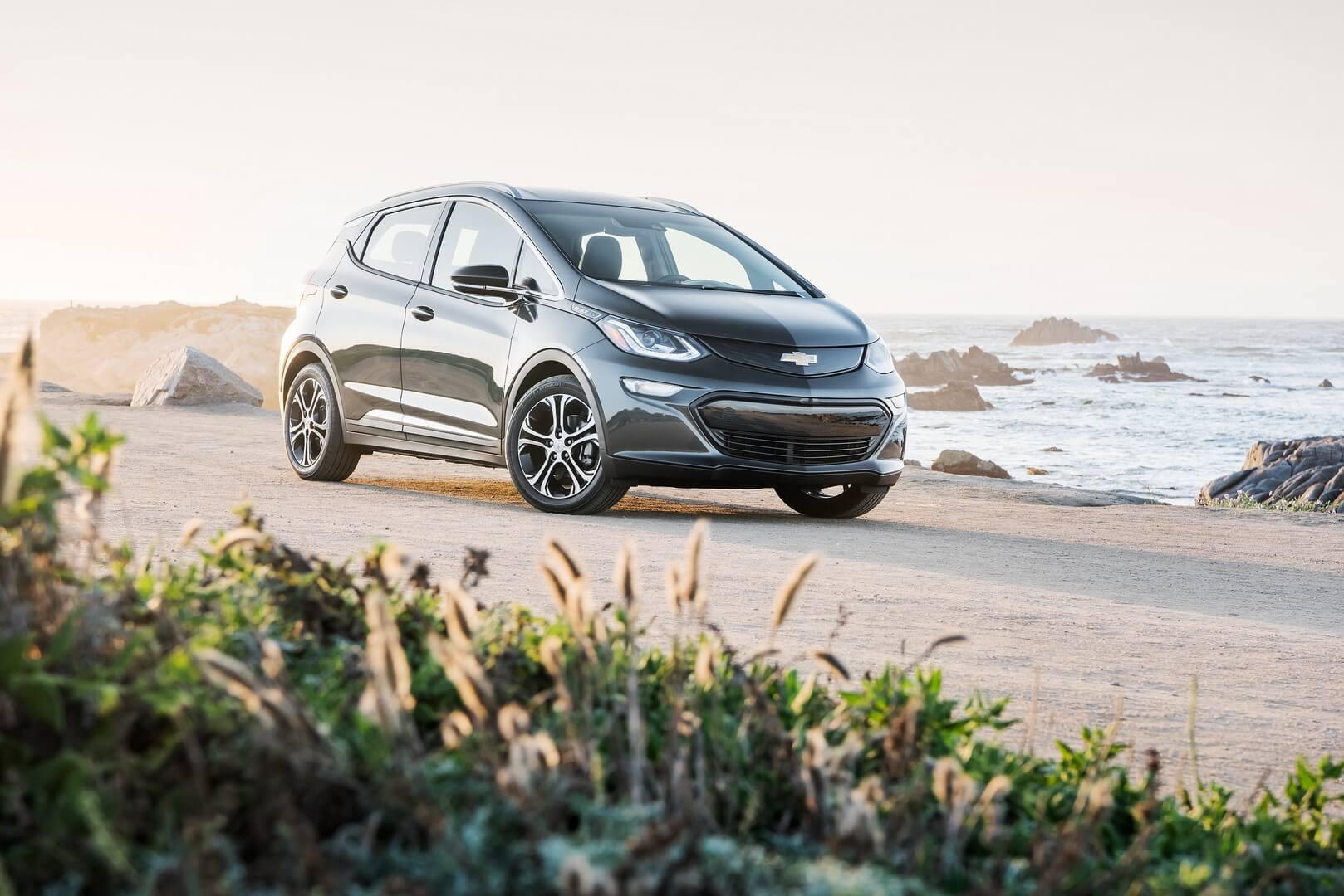 Фотография экоавто Chevrolet Bolt EV - фото 23