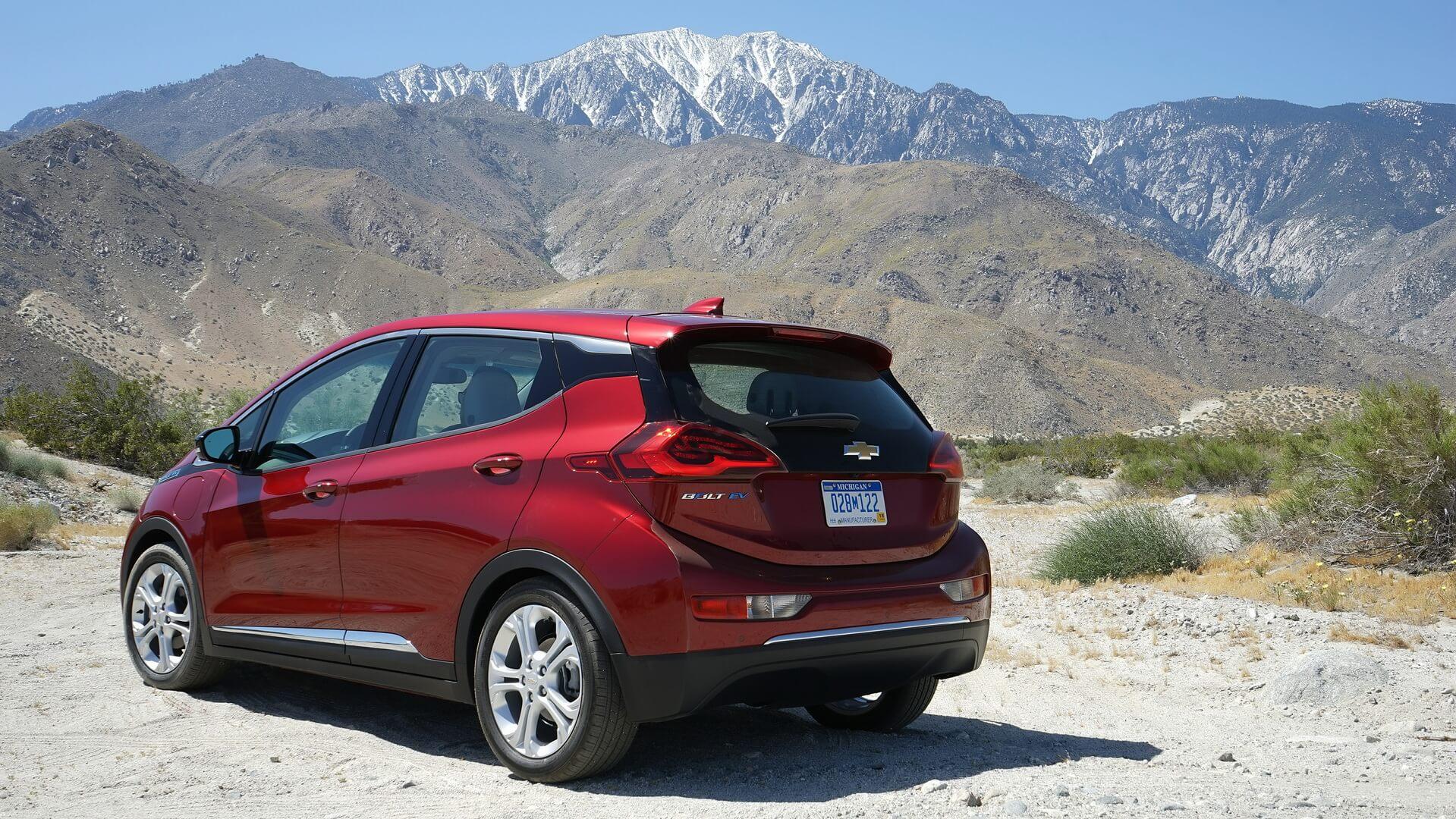 Фотография экоавто Chevrolet Bolt EV - фото 29