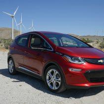 Фотография экоавто Chevrolet Bolt EV - фото 31