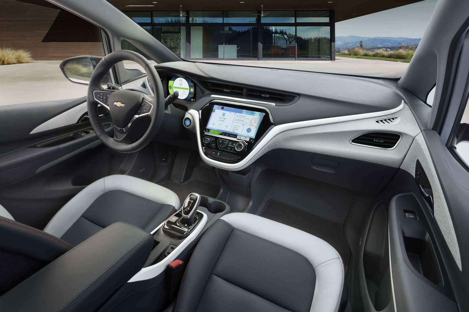 Фотография экоавто Chevrolet Bolt EV - фото 39