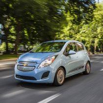 Фотография экоавто Chevrolet Spark EV - фото 6