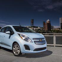 Фотография экоавто Chevrolet Spark EV - фото 9