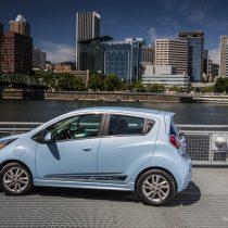 Фотография экоавто Chevrolet Spark EV - фото 10