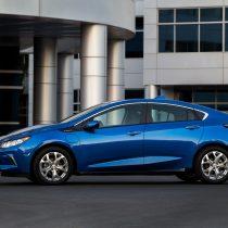 Фотография экоавто Chevrolet Volt 2016 - фото 5