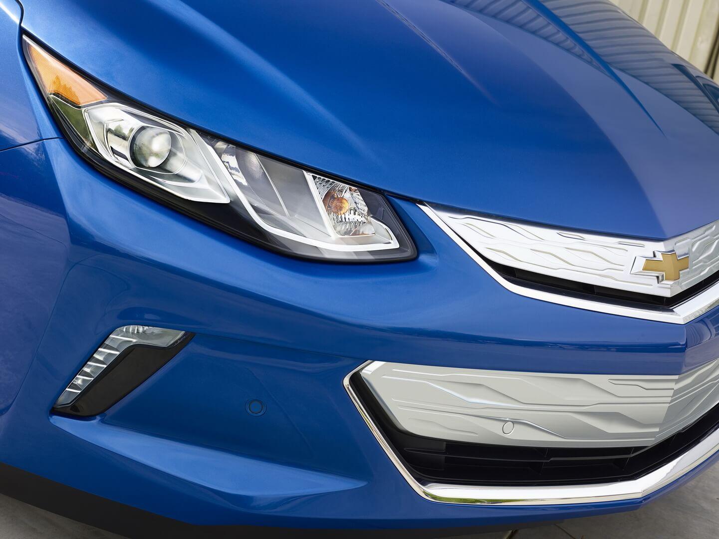 Фотография экоавто Chevrolet Volt 2016 - фото 13