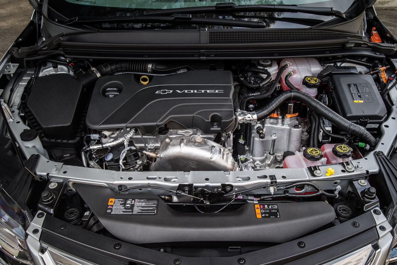 Фотография экоавто Chevrolet Volt 2016 - фото 34