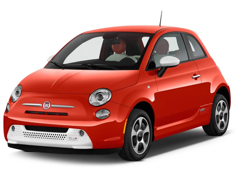 Фотография экоавто Fiat 500e