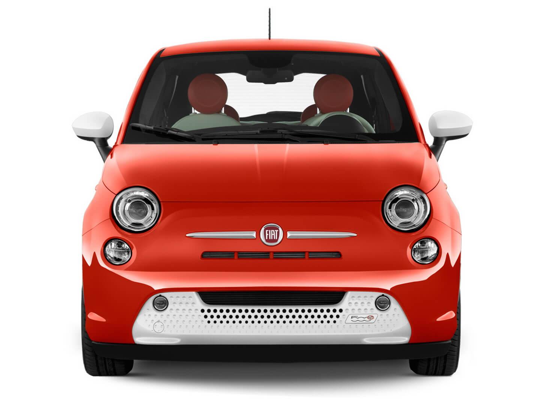 Фотография экоавто Fiat 500e - фото 3