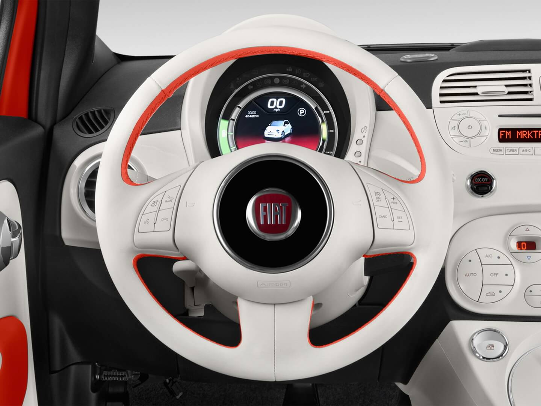 Фотография экоавто Fiat 500e - фото 11