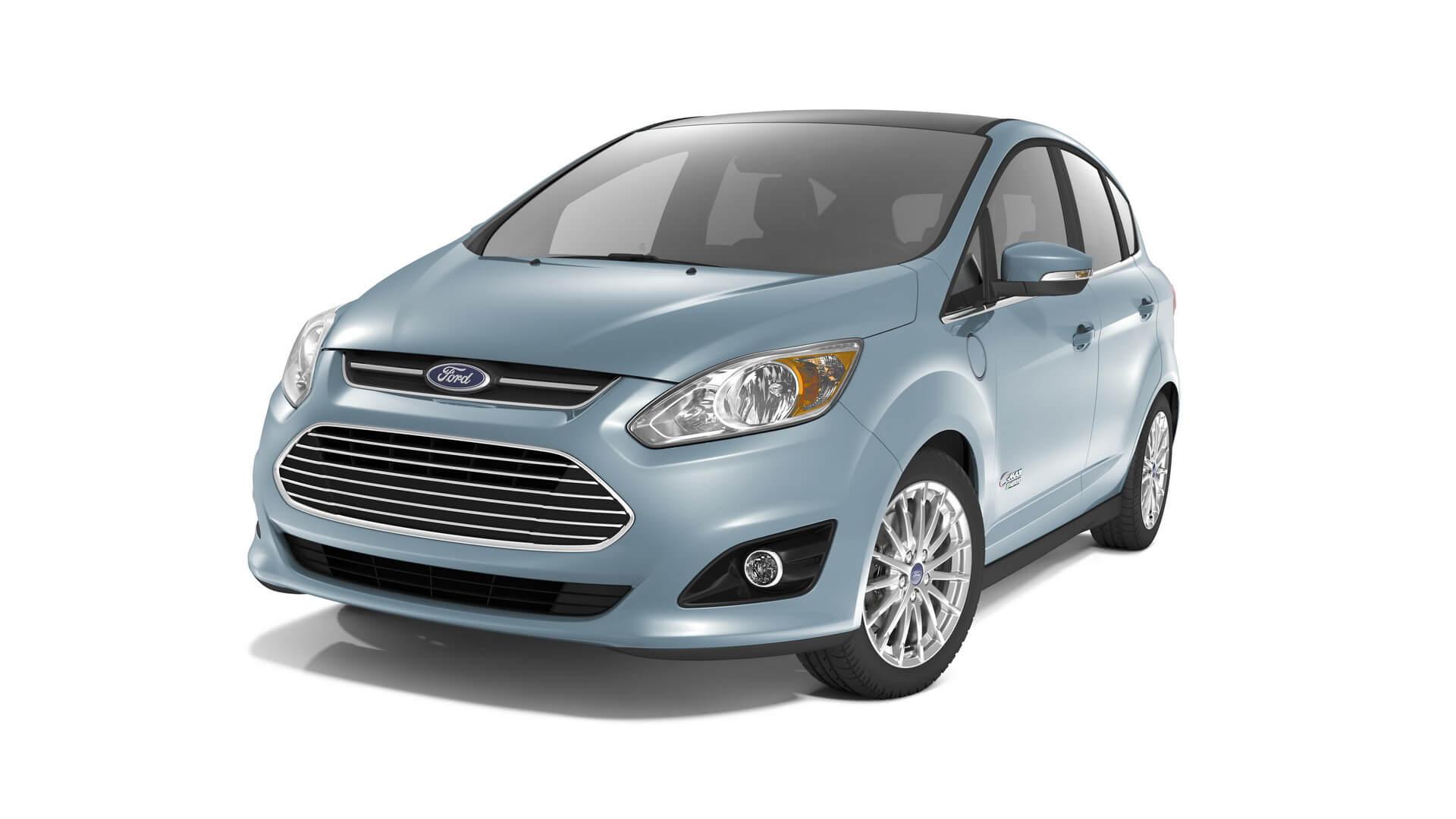Фотография экоавто Ford C-Max Energi SE