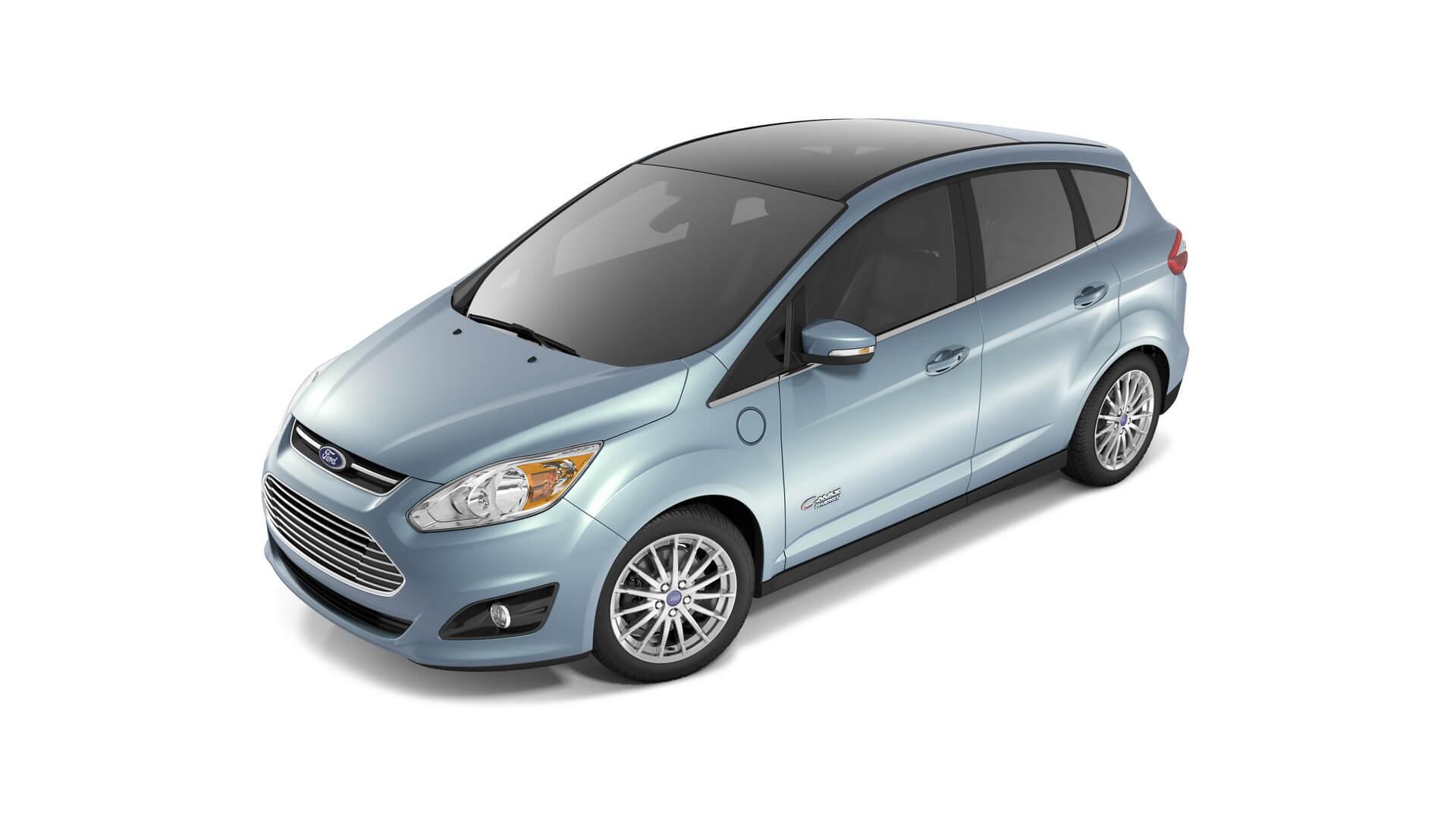 Фотография экоавто Ford C-Max Energi SE - фото 3