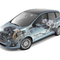 Фотография экоавто Ford C-Max Energi SE - фото 5