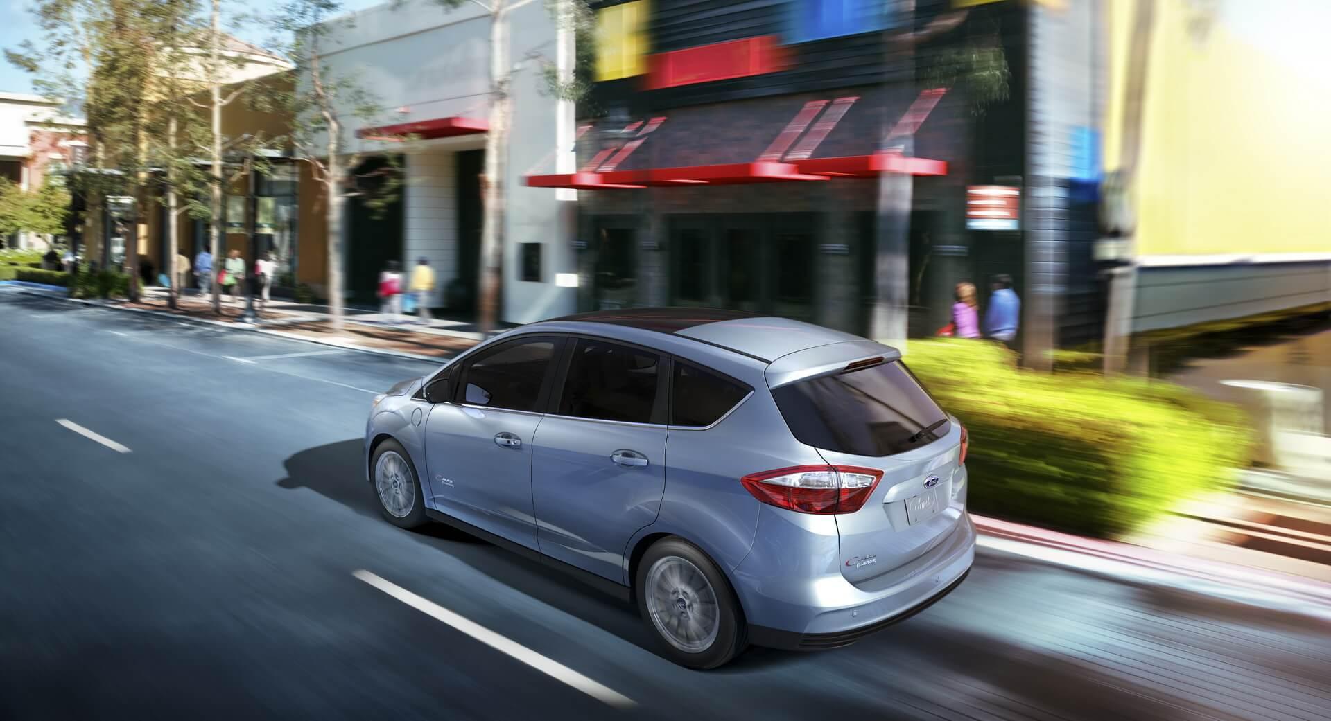Фотография экоавто Ford C-Max Energi SE - фото 11