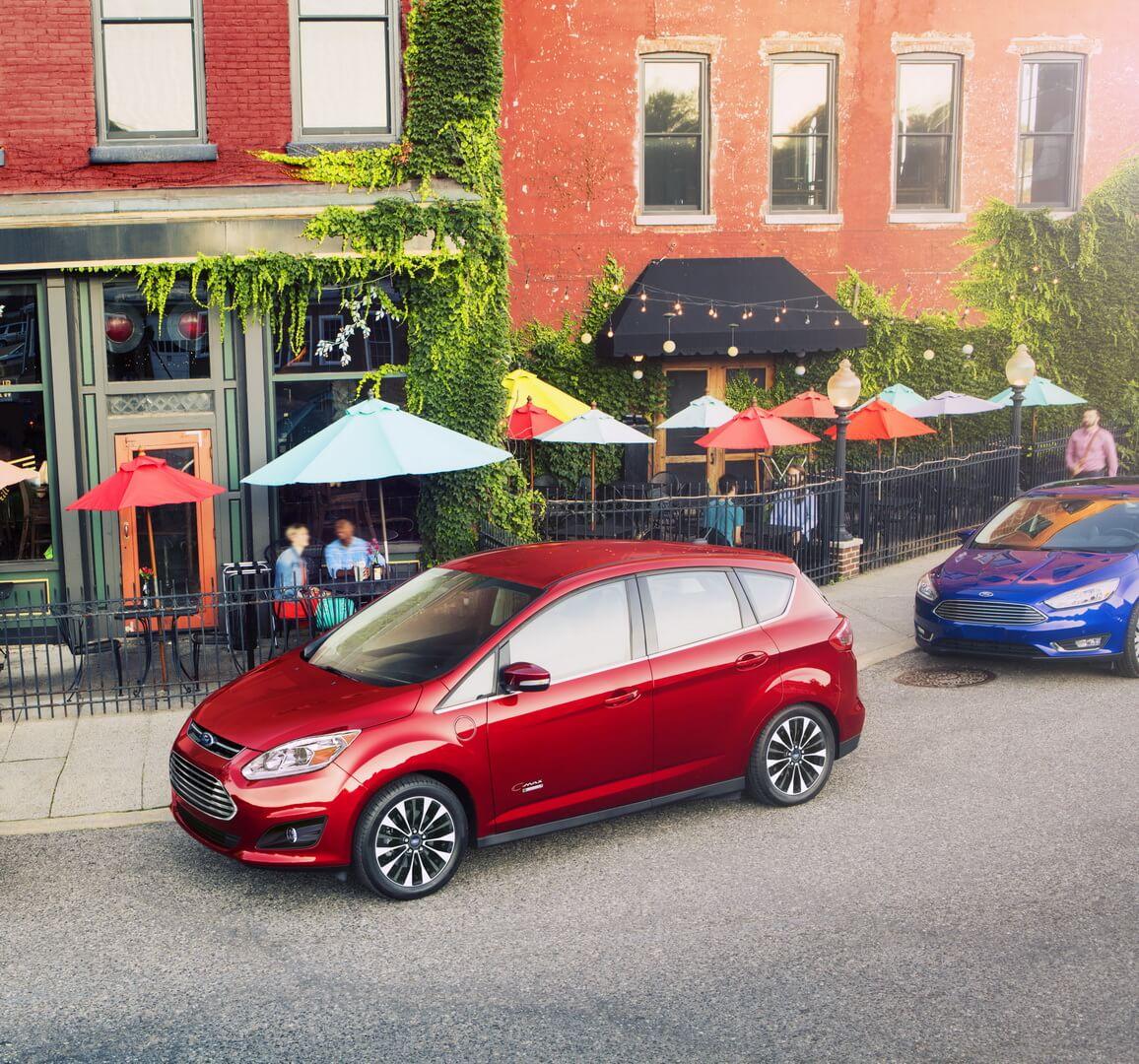 Фотография экоавто Ford C-Max Energi SE - фото 13