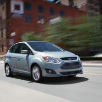 Фотография экоавто Ford C-Max Hybrid SE - фото 2
