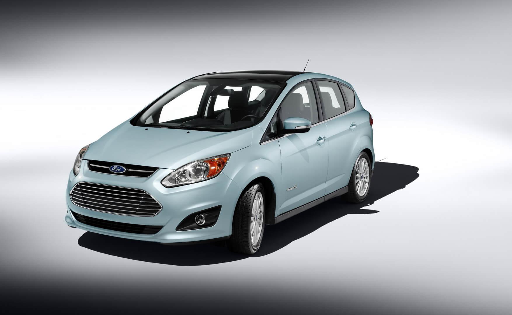 Фотография экоавто Ford C-Max Hybrid SE - фото 4