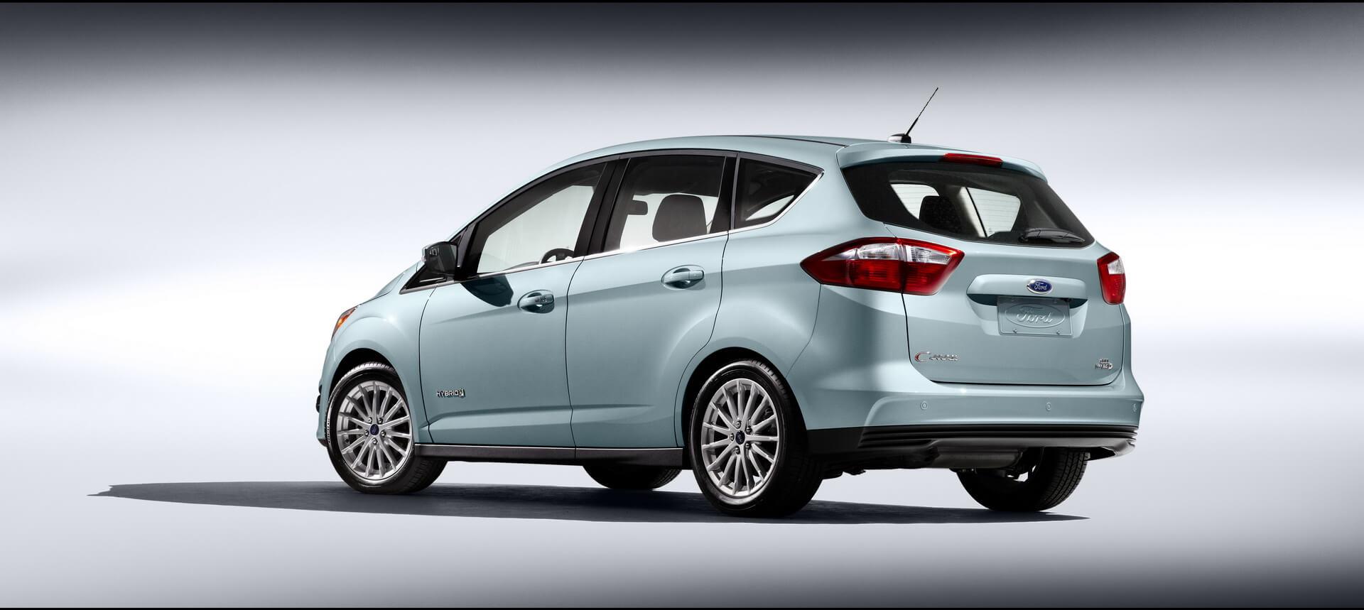 Фотография экоавто Ford C-Max Hybrid SE - фото 6