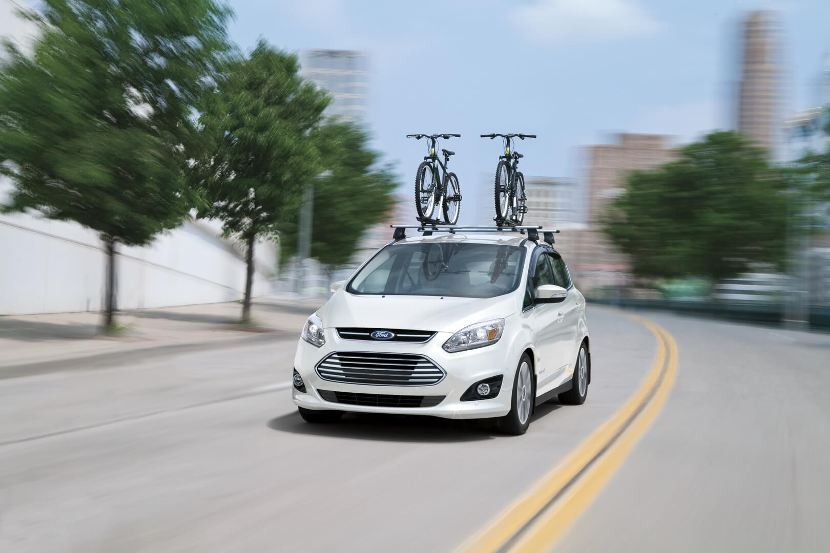 Фотография экоавто Ford C-Max Hybrid SE - фото 12