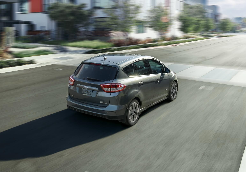 Фотография экоавто Ford C-Max Hybrid SE - фото 14