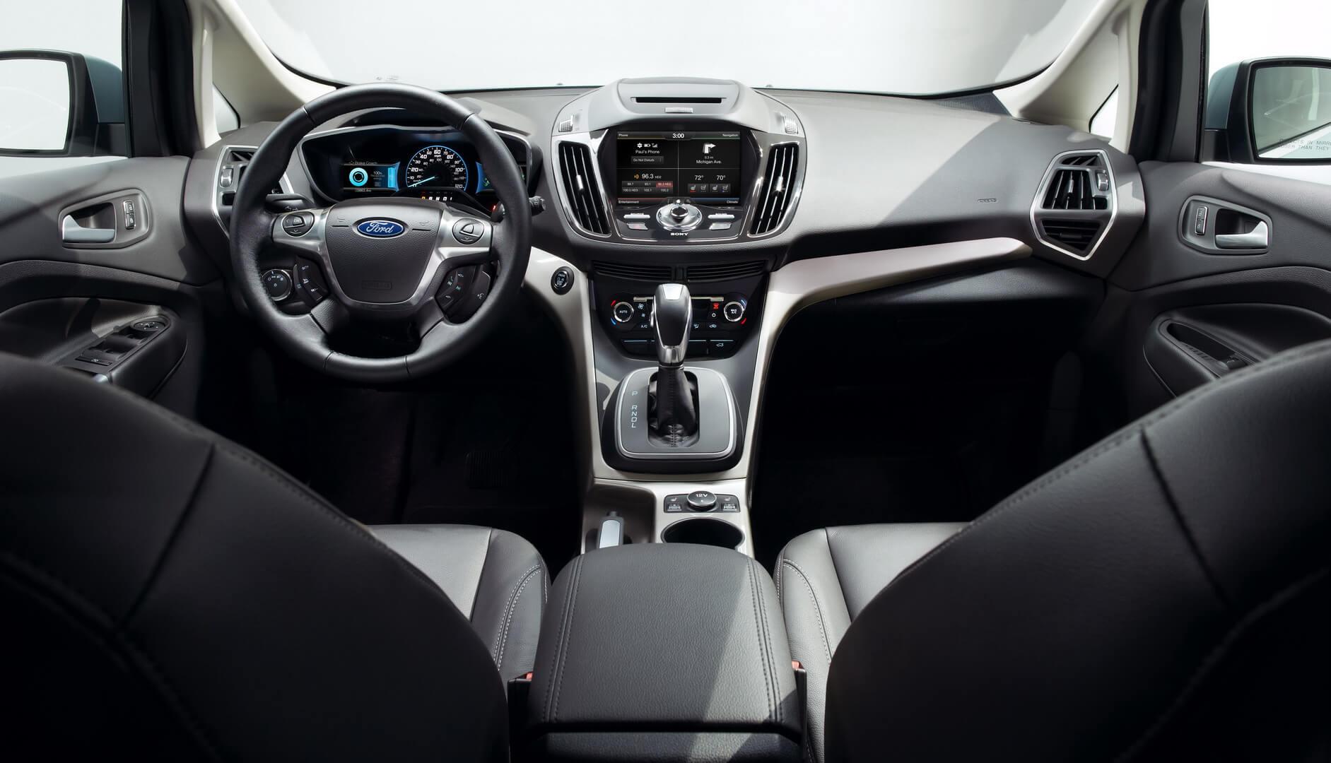 Фотография экоавто Ford C-Max Hybrid SE - фото 17